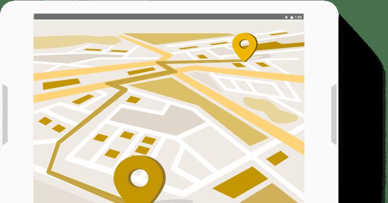 Come essere presente sulle mappe di Google? Contatta Digital Partner