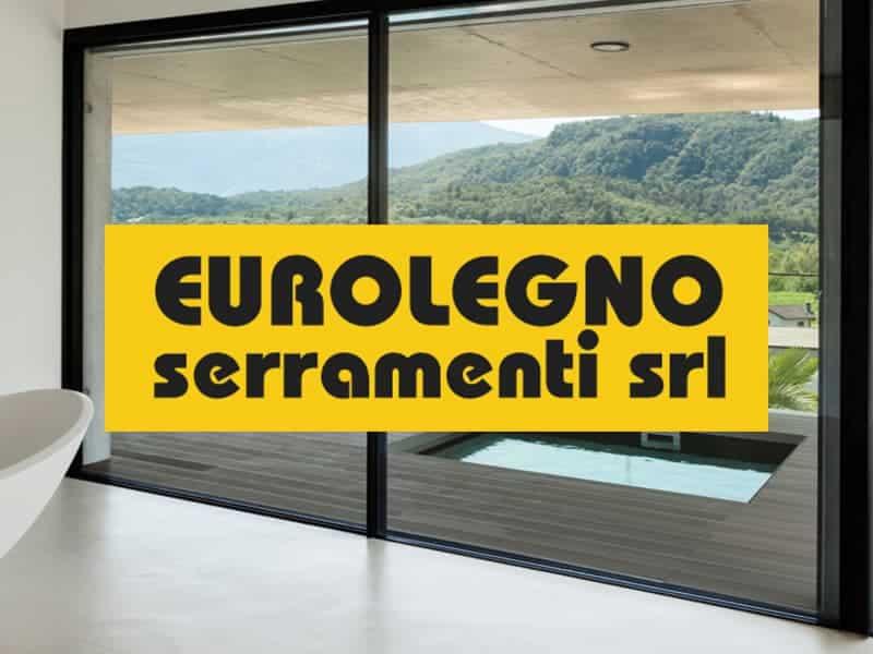 Eurolegno Serramenti Srl, realizzazione serramenti a Bergamo